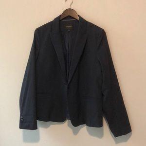 Classic Fit wool blazer